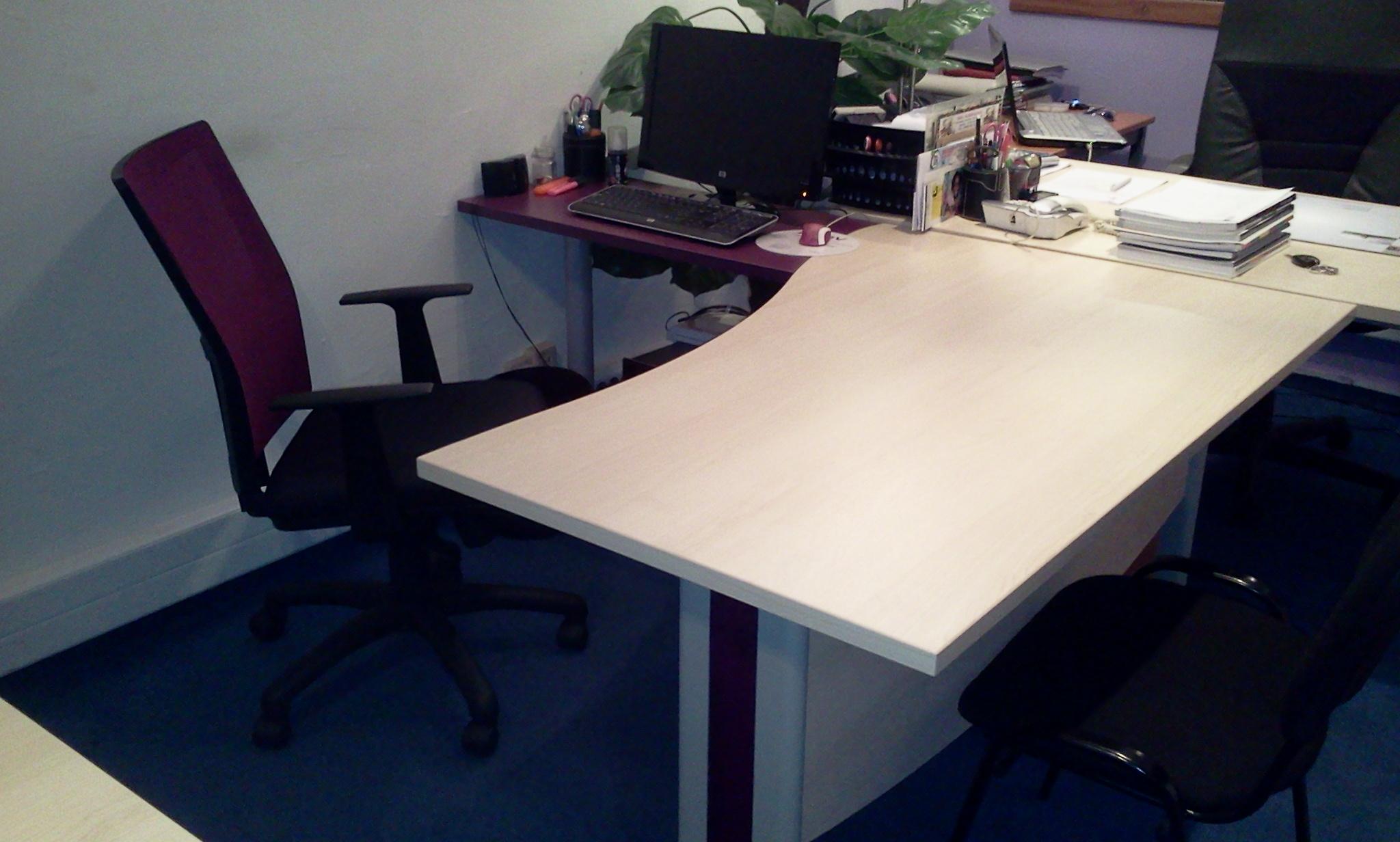 mobilier de bureau djed agencement. Black Bedroom Furniture Sets. Home Design Ideas
