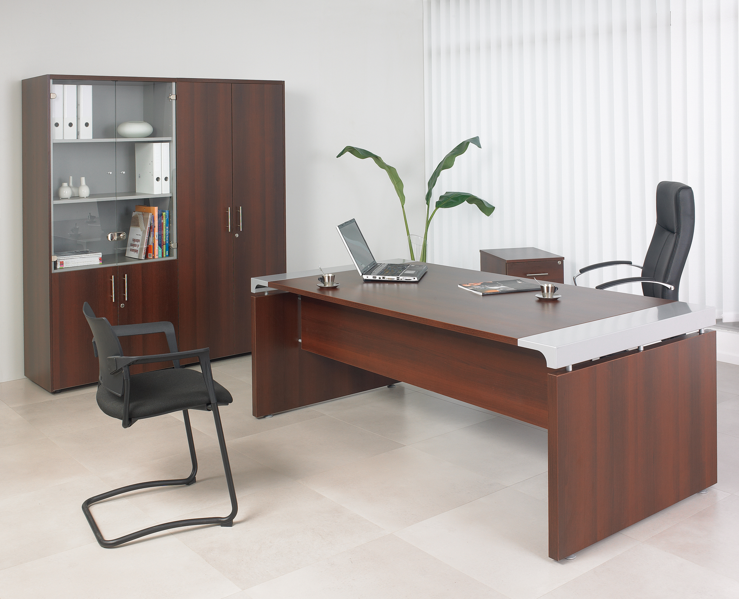 Mobilier de bureau djed agencement for Meuble de bureau professionnel